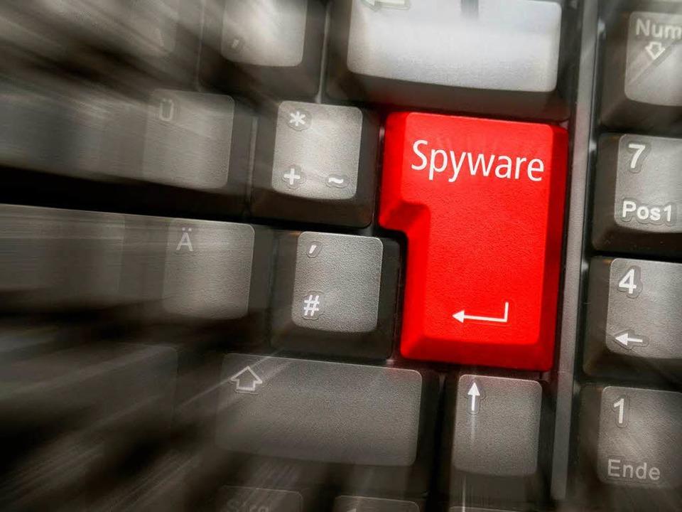 Schadsoftware frei Haus: Wer Dateien a...Sicherheit seiner persönlichen Daten.   | Foto: sk-design/fotolia.com