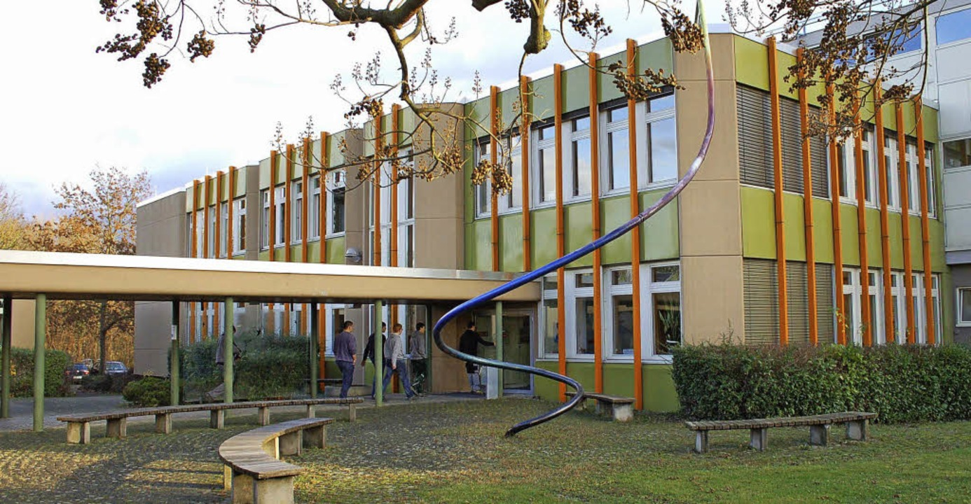 Die Breisacher Gewerbeschule soll um  ein Technisches Gymnasium ergänzt werden.  | Foto: gerold zink