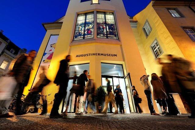Augustinermuseum: Das Ende eines kurzen Booms