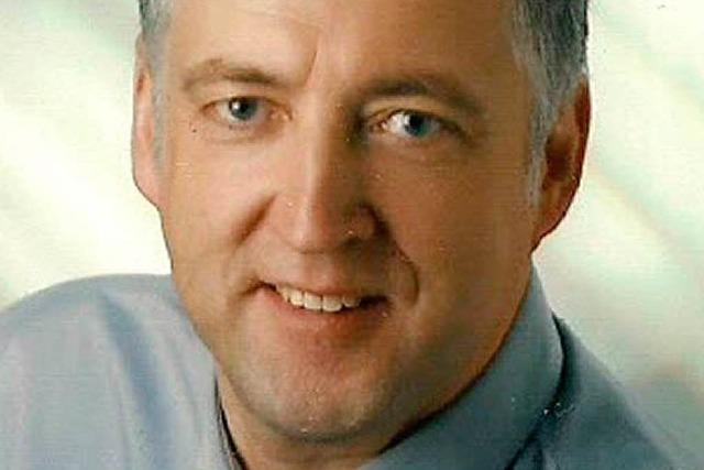 Kandidat für Rickenbach: Martin Hirt ist der bislang anonyme Kandidat