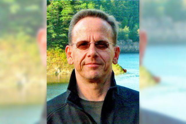 Kandidat für Rickenbach: Thomas Grethler informiert die Bürger aus erster Hand