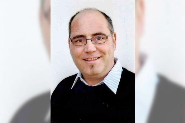 Kandidat für Rickenbach: Oliver Brodführer will zuhören und handeln