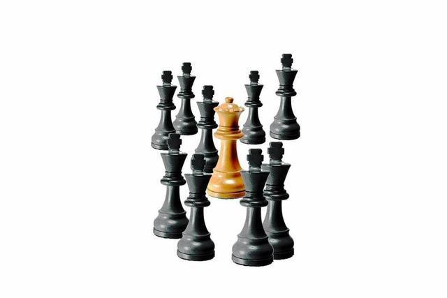 Handy auf dem Klo: Schachbund sperrt Spieler