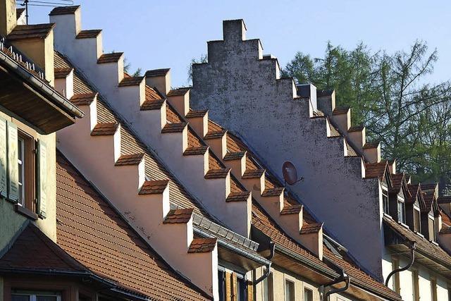 Schutz für historischen Stadtkern