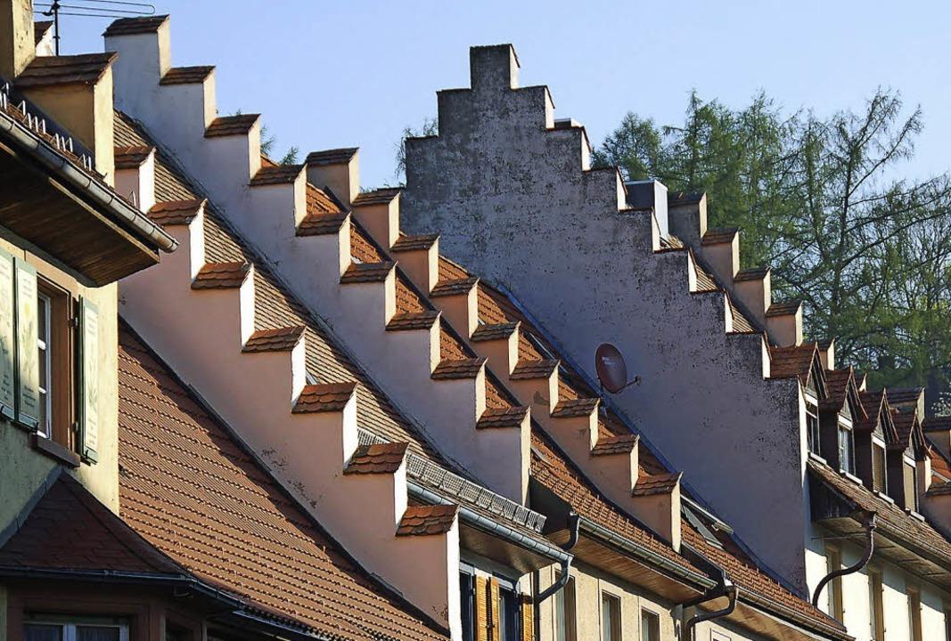 Der historische Stadtkern soll für die Zukunft erhalten werden.     Foto: Martin Wunderle