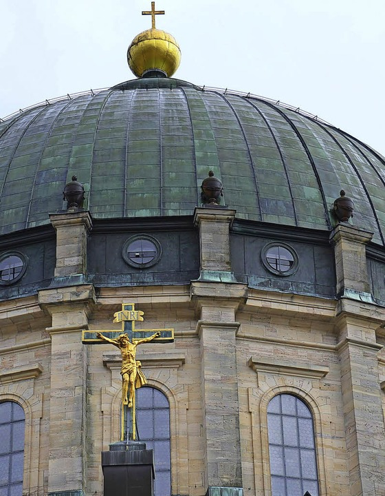 Der Dom ist die erste Kirche des frühe...deren Patron der heilige Blasius ist.   | Foto: S. Barthmes