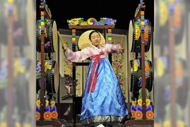 Tiefe Einblicke in asiatische Kultur