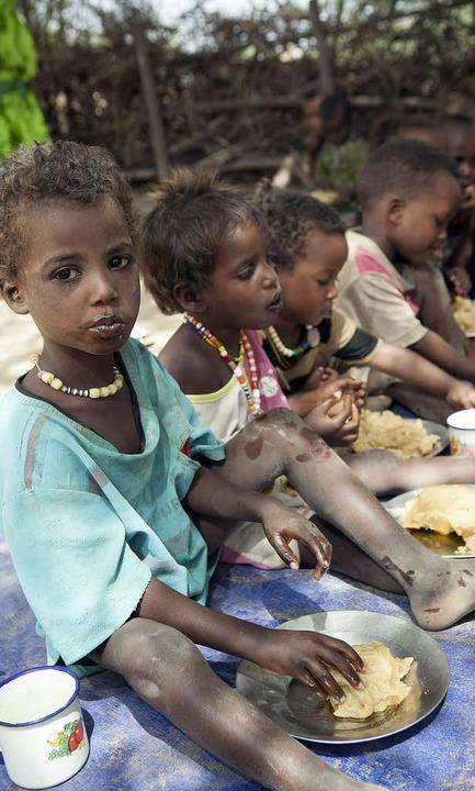 Das Engagement von der Firma Ziemann a...mmt auch Kindern in Äthiopien zu Gute.    Foto: ChildFund Ethiopia