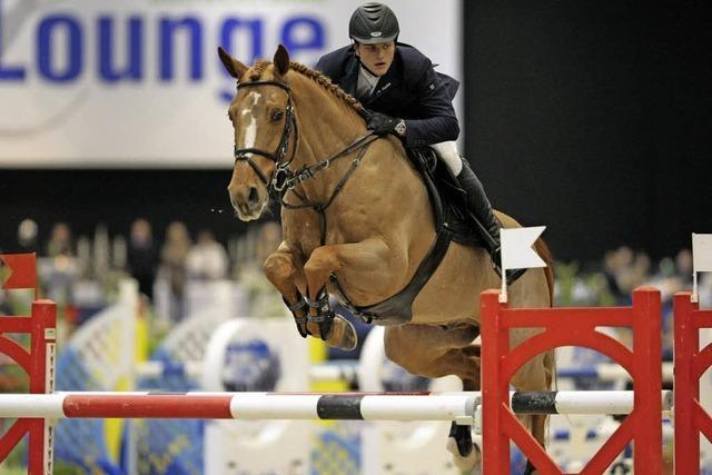 Ein Pferd verputzt täglich zehn Kilo Hafergemisch