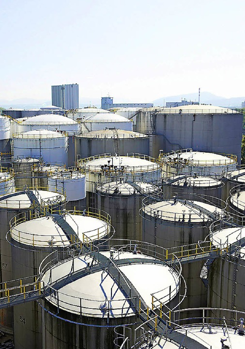 2012 wurde markant mehr  Mineralöl importiert.   | Foto: ZVF