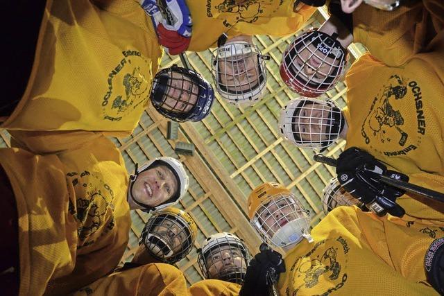 Vom Eishockey zum Käsetunken