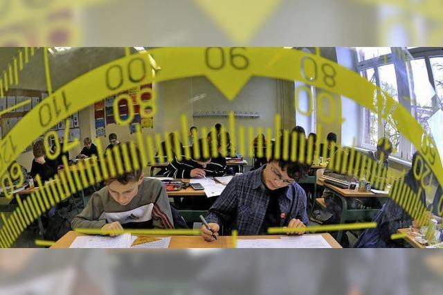 Grundschule - und dann?: Infoabend gab Aufschluss