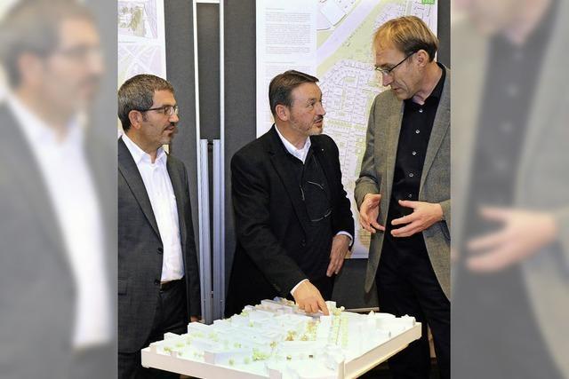 Städtebaulicher Wettbewerb für Teil des Güterbahnhofareals entschieden