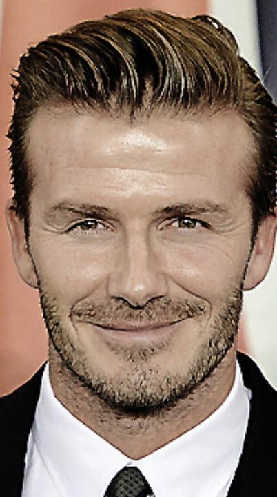 Beckham  | Foto: AFP