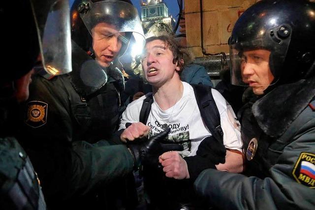 Human Rights Watch kritisiert Russland