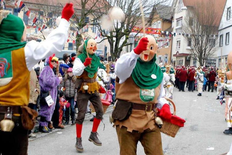 Buntes Treiben in Seelbach (Foto: Heidi Foessel)