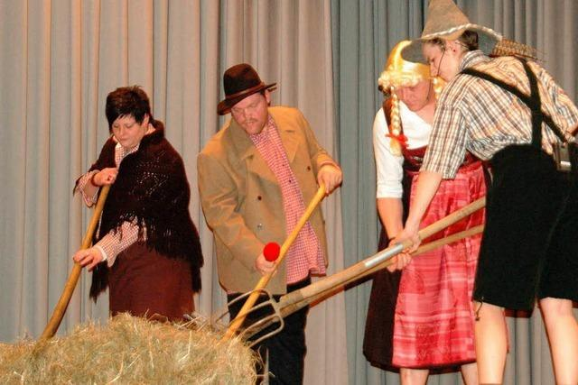 Fotos: Der Buure-Obend 13 in Rheinfelden