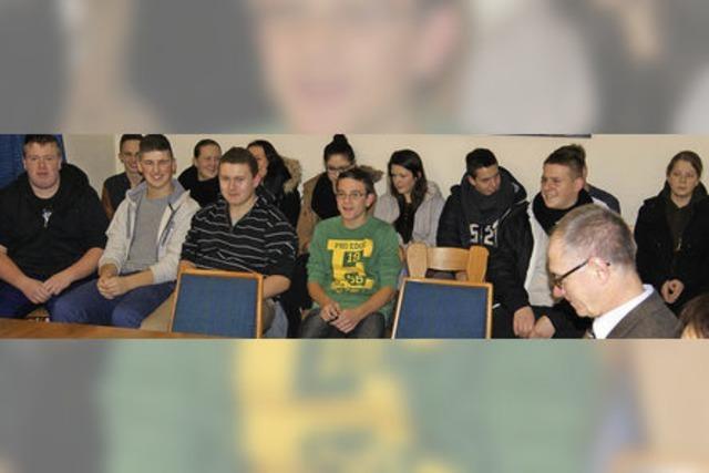 Jugendtreff soll in den Hallenkeller