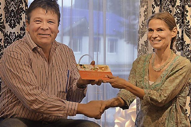 Hauptgewinn für Carola Juris