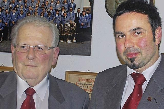 Heiko Bieri kündigt Rückzug aus dem Hebelmusik-Vorstand an