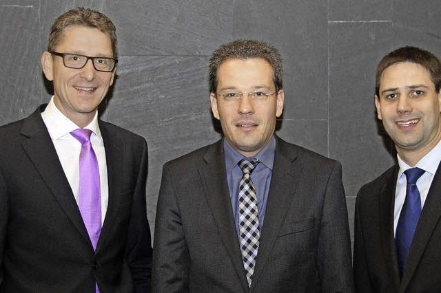 Das Geschäftsvolumen bleibt bei 108 Millionen Euro