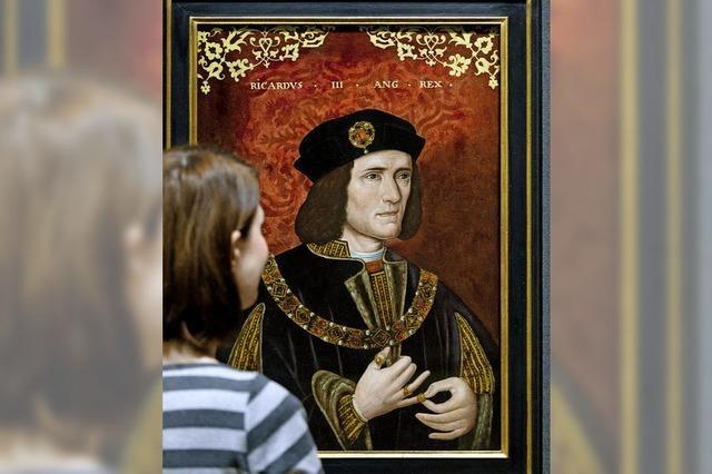 Richard III. ist wieder da