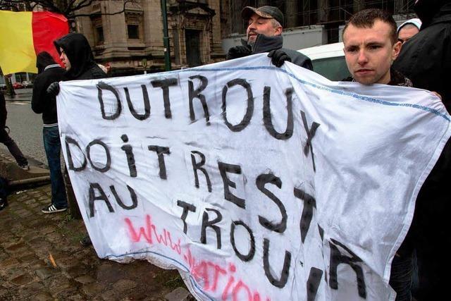 Dutroux beantragt Entlassung