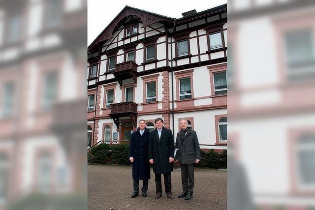 Kirnhalden: Denkmalgeschütztes Ensemble soll Tagungshotel werden
