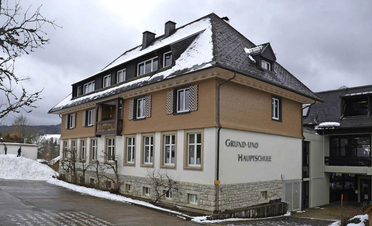 Die Grund- und Hauptschule Hinterzarte...ttgart und erhielt jetzt eine Absage.   | Foto: Martin Wunderle