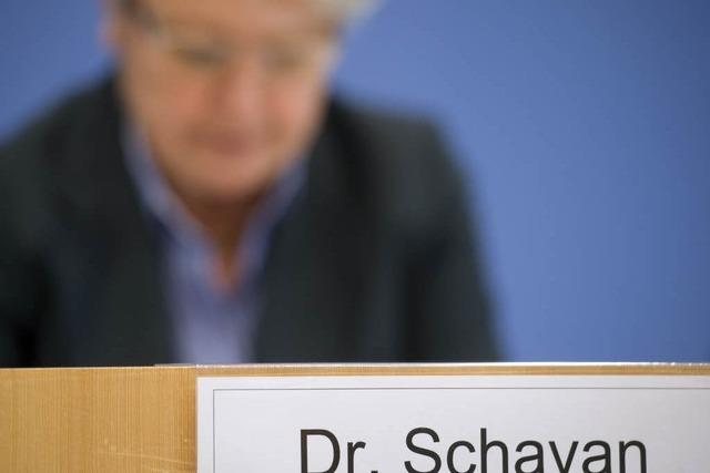 Uni Düsseldorf entzieht Schavan den Doktortitel