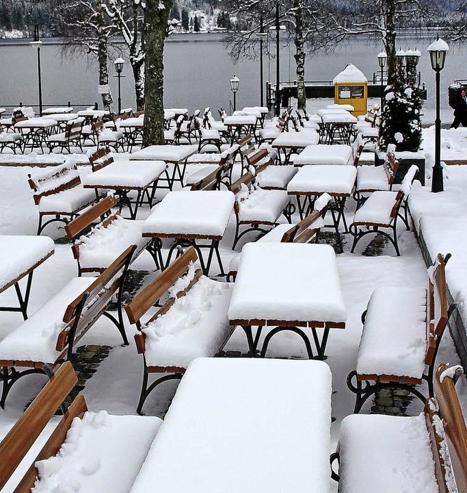 Arm An Schnee Und Sonne Titisee Neustadt Badische Zeitung