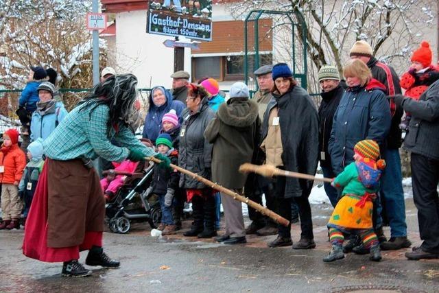 Fotos: Der Klöpfertag in Dittishausen