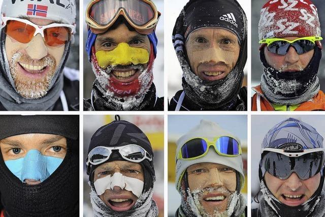250 Skilangläufer nehmen am 100-Kilometer-Rucksacklauf teil