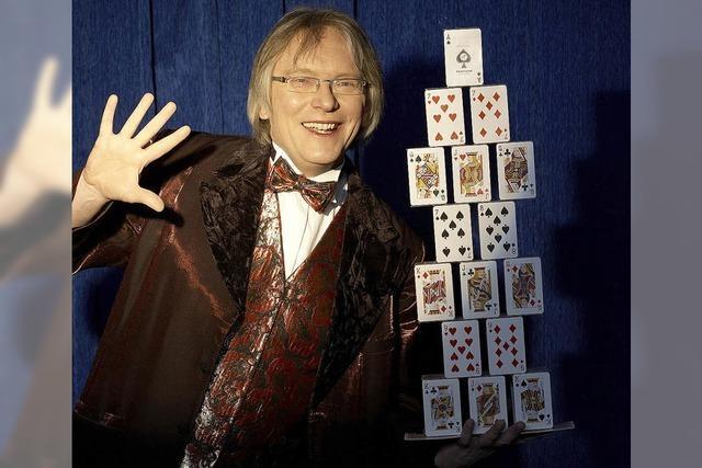 Mikis Zaubervarieté in Buchenbach