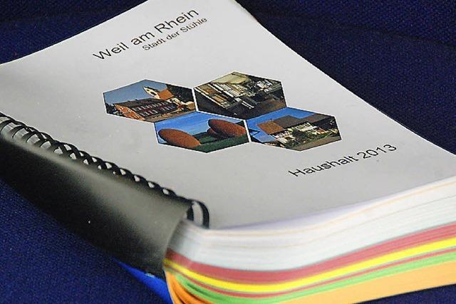 636 Seiten Haushaltsplan im Internet