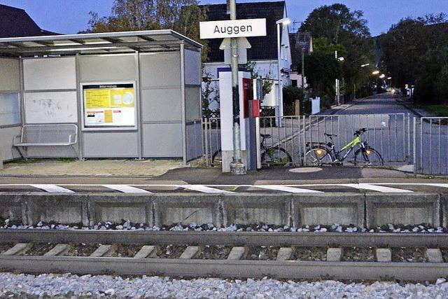 Reagieren, bevor der Zug abgefahren ist