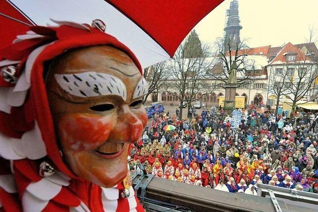 Fotos: Rathausstürmung Freiburg