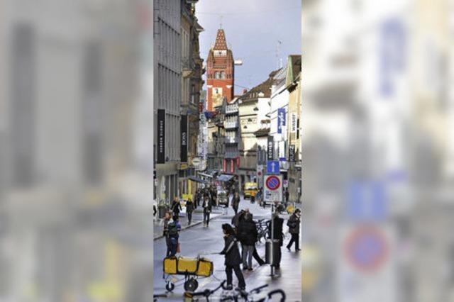 Basler können nun bei Gestaltung der Innenstadt mitreden