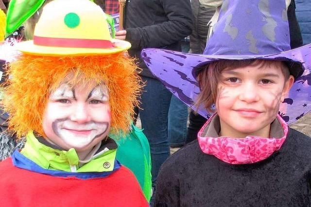 Fotos: Kinderumzug Wehr