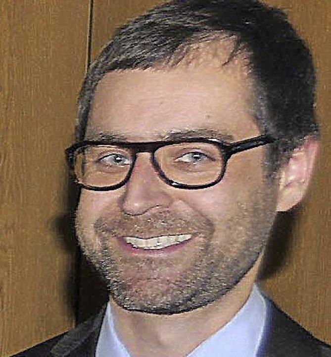 Ulrich Hoehler ist Dezernent für Baurecht im Landratsamt.  | Foto: Daniel Gramespacher