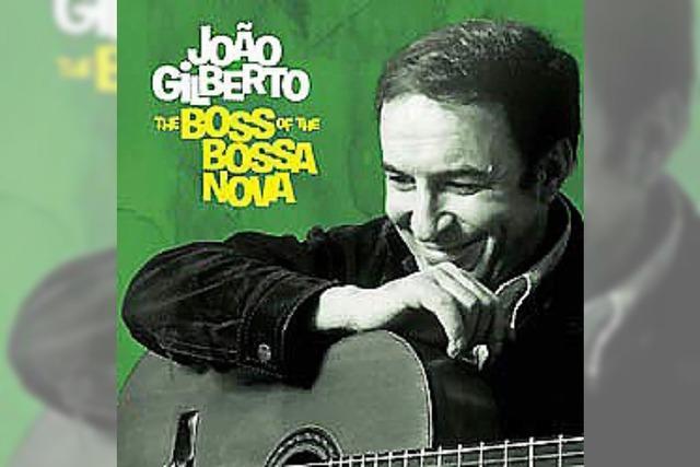 CD: BOSSA NOVA: Mit Gitarre und Stimme