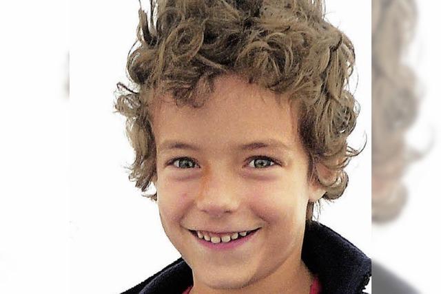 FRAGEBOGEN: Moritz, 8 Jahre, Freiburg