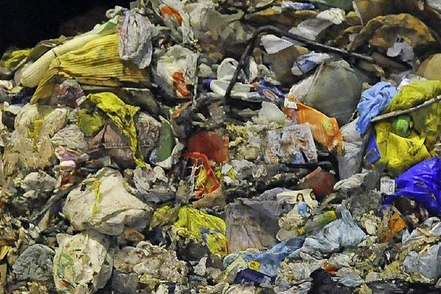In Rom stinkt der Müll zum Himmel