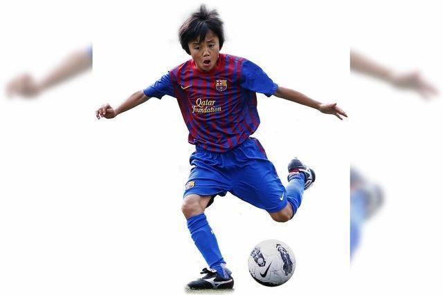 Warum der FC Barcelona beim Nachwuchs-Turnier in Weil teilnimmt