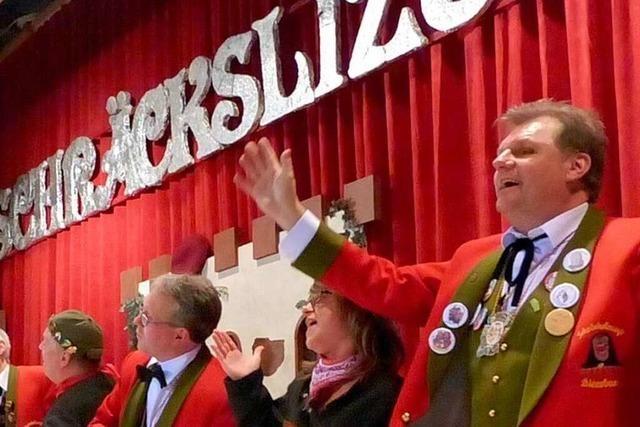 Fotos: Närrischer Dorfabend der Schräcksli-Zunft Diersburg