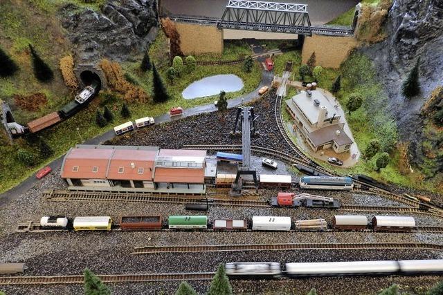 Die Titiseer Eisenbahnwelt