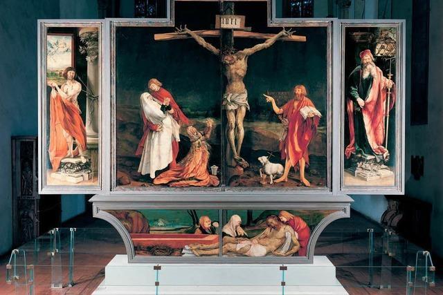 Umzug des Isenheimer Altars ist umstritten