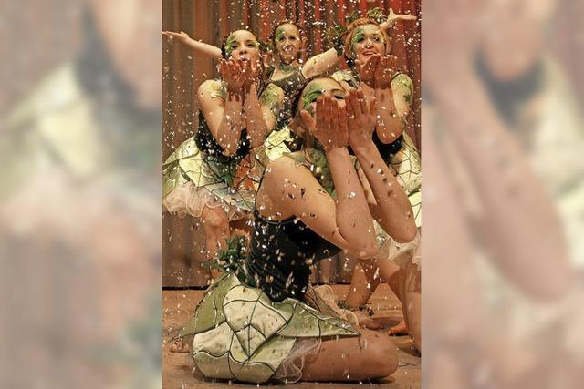 Tanz- und Ballettfestival in Weisweil