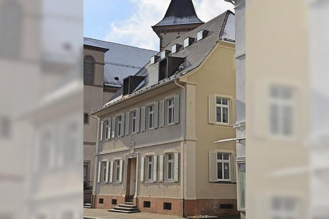 Haus der Kirche: noch viel Arbeit bis zur Einweihung im Juni