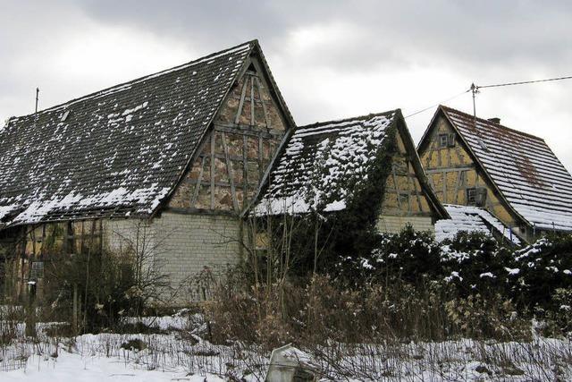Bauernhof bietet Platz für neun neue Wohnungen